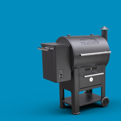 Century Wood Fired Grill Tekna Inc