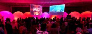 a 2016 MIX event
